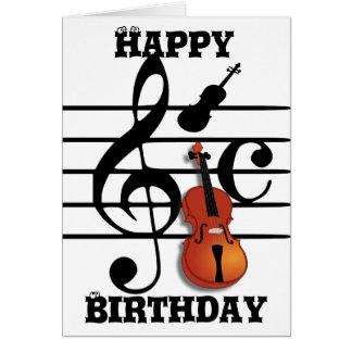 I Am Violin_ Card