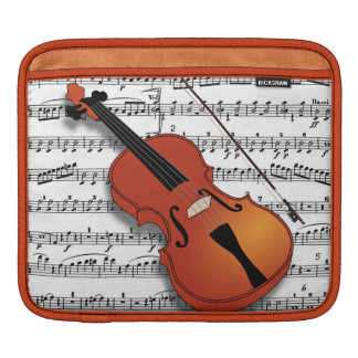 I Am Violin_ Sleeves For iPads