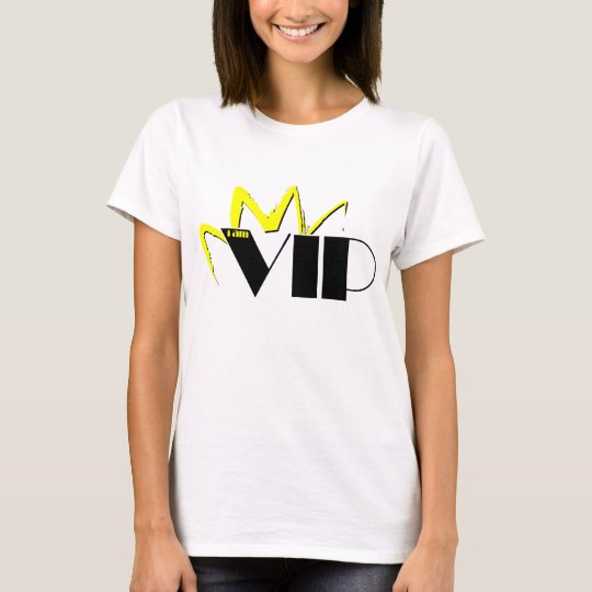 I am VIP v1.1 Shirt