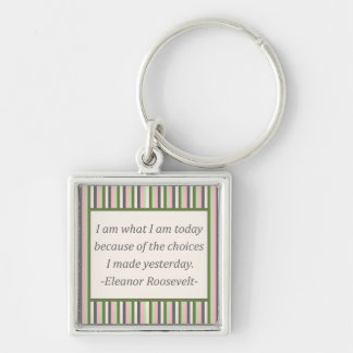 I am what I am today... Keychains