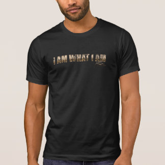 I Am What I Am Vintage T-Shirt