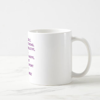 I AM WHOLE, PERFECT, STRONG, HEALTHY, WEALTHY, ... MUGS