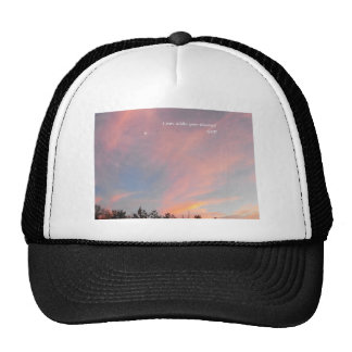 I AM With You Always -God Trucker Hat
