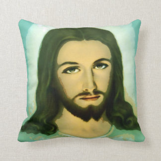 I am with You Always Jesus Pillow