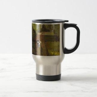 I  am with you travel mug