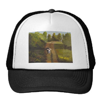 I  am with you trucker hat