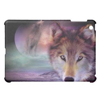 I Am Wolf Art Case for iPad iPad Mini Case