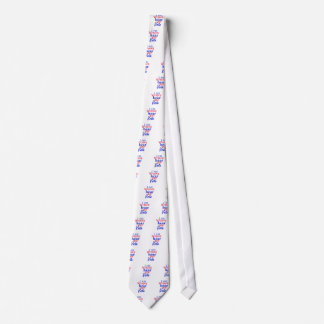 I AM WOMAN NECK TIE