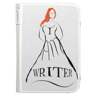 I Am Writer Kindle Case