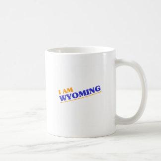 I am Wyoming shirts Coffee Mugs