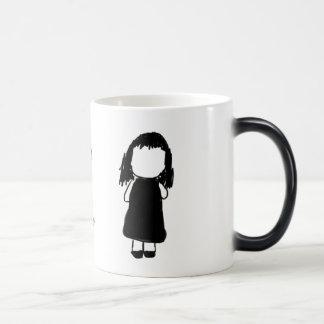 I am YOU ten times darker. Magic Mug