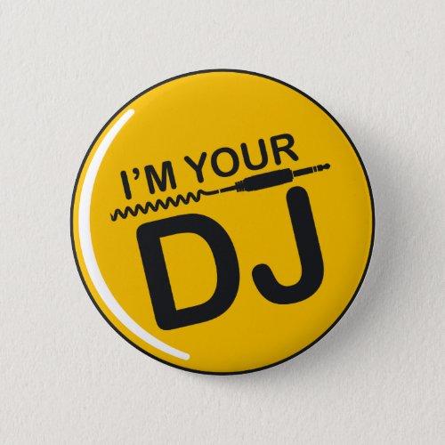 I am your DJ Button