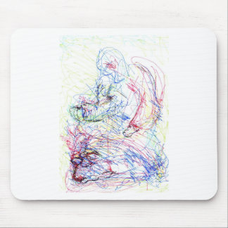 I am your Face Mouse Pad