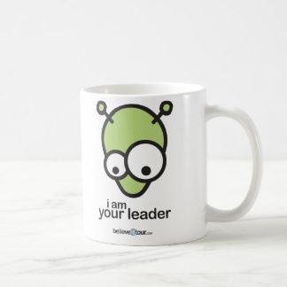 I Am Your Leader Coffee Mug