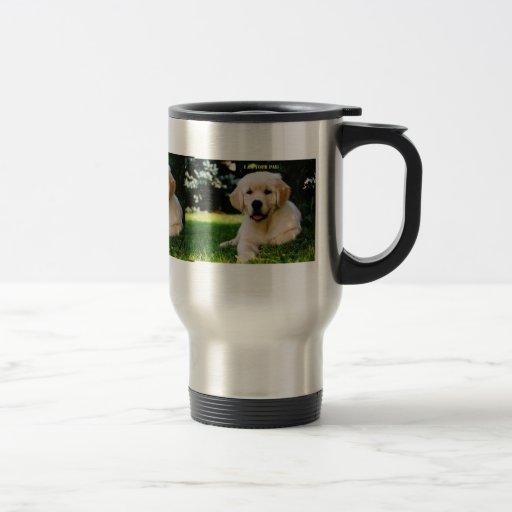 I am your pal. 15 oz stainless steel travel mug