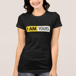 I AM YOURS | I AM NIKON SERIES T-SHIRTS