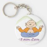 I am Zen Keychain