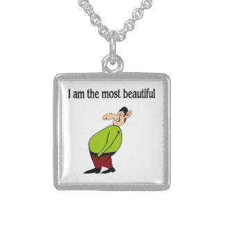 I amndt the most beautiful I am most beautiful (01