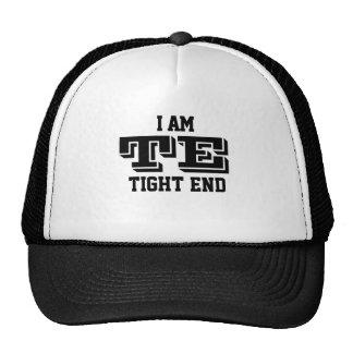 I amndt tight end trucker course trucker hat