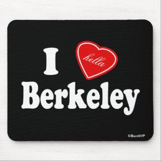 I amor (de Hella) Berkeley Alfombrillas De Ratones
