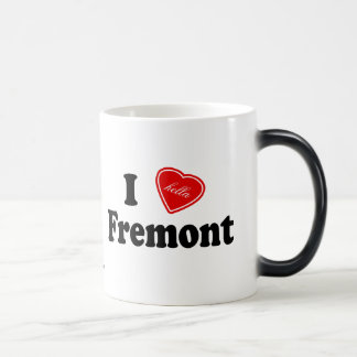 I amor de Hella Fremont Tazas