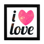 I amor del corazón cajas de joyas