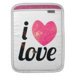 I amor del corazón manga de iPad