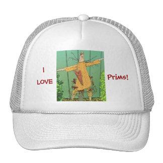 ¡I, AMOR, Prims! Gorra