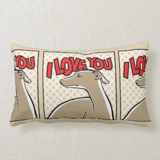 ¡I Amor you! Almohada