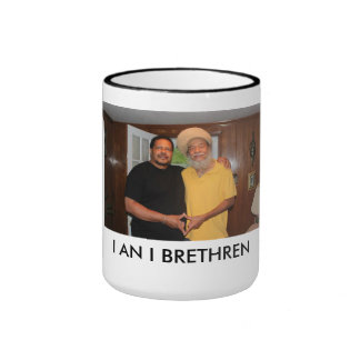 I AN I BRETHREN RINGER MUG