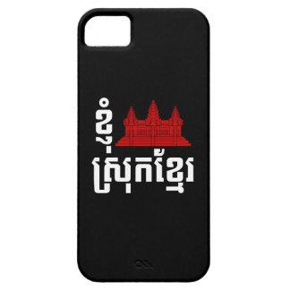 I Angkor (Heart) Cambodia Khmer Language iPhone SE/5/5s Case