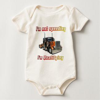 I'm not speeding baby bodysuit