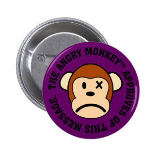I approve of this message pinback button