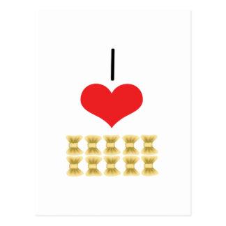 I arcos del corazón (amor) tarjetas postales