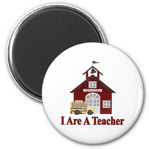 I Are A Teacher Magnet