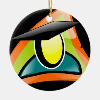 I Are Kolidge Edukated Christmas Tree Ornament