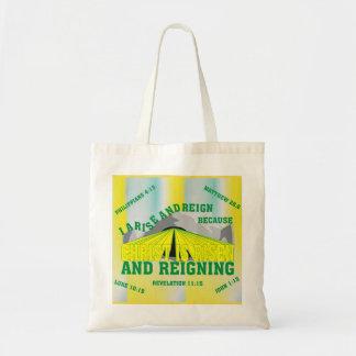 I arise & Reign Eng Tote Bag