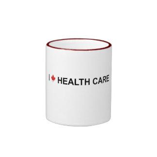 I atención sanitaria de Canadá Taza De Café