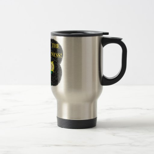I Attack the Darkness! 15 Oz Stainless Steel Travel Mug