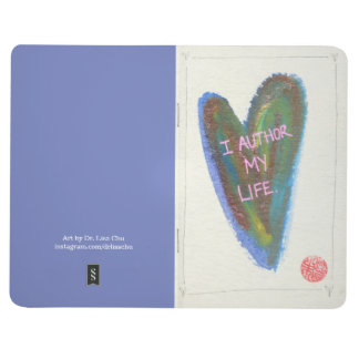 I Author My Life Pocket Journal
