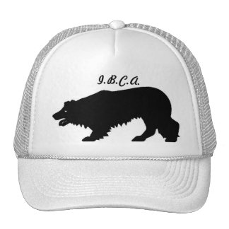 I/B.C.A. Cap Trucker Hat