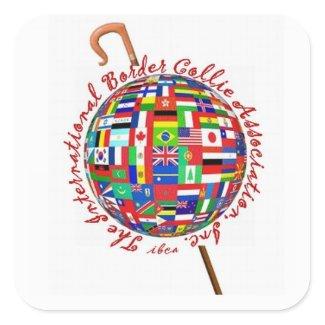I.B.C.A.~Sticker