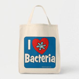 I ♥ Bacteria Bag