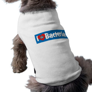 I ♥ Bacteria Pet Tee