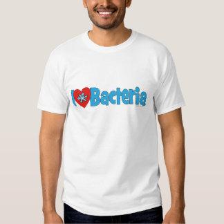 I bacterias del corazón poleras