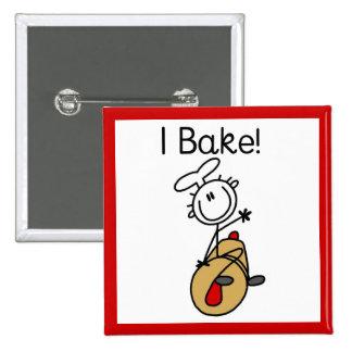 I Bake Button
