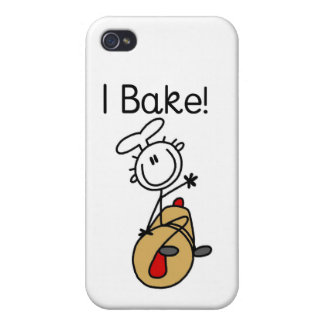I Bake Cases For iPhone 4
