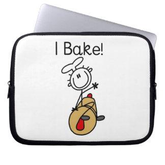 I Bake Laptop Sleeve