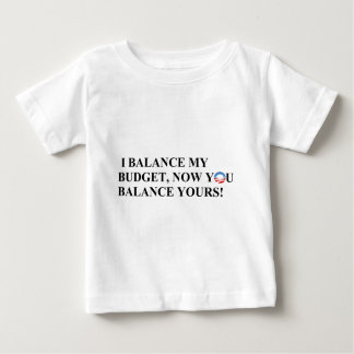 I balance my budget you can too! baby T-Shirt