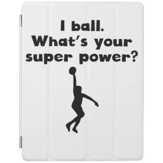 I Ball Super Power iPad Cover